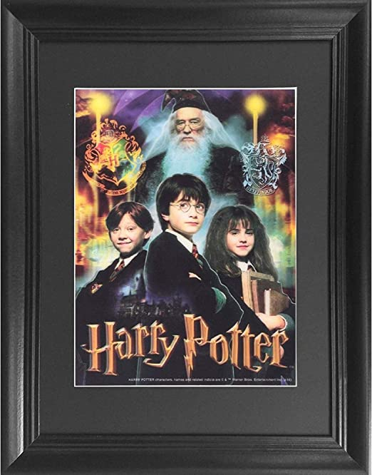Wall Art Poster Gift Print Home Decor Harry Potter