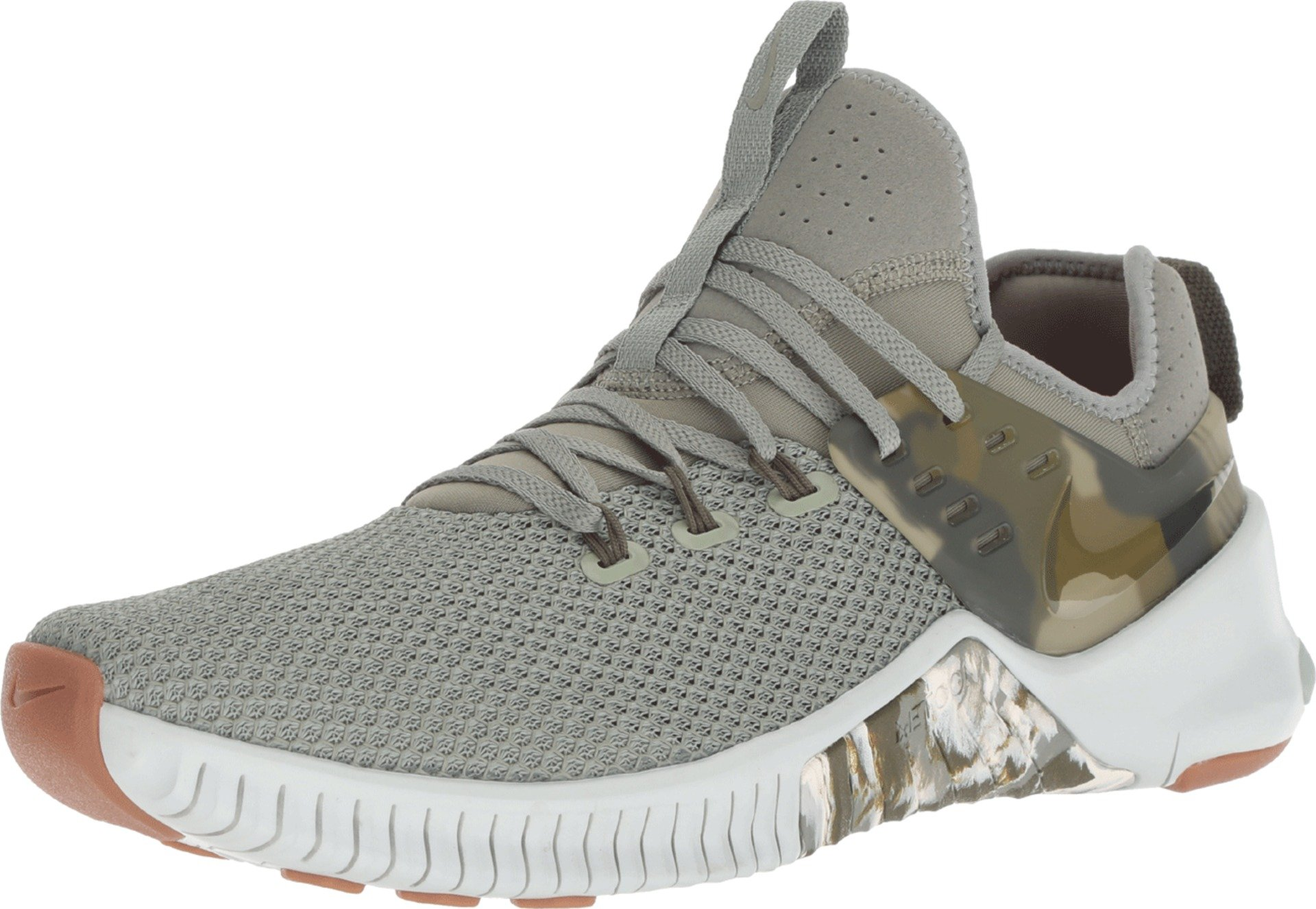 65fa18269f6ca Nike Men's Free X Metcon Training Shoes (9-M, Olive/Grey)