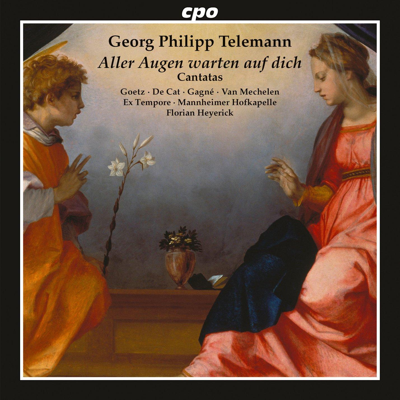 Cantatas by Cpo Records