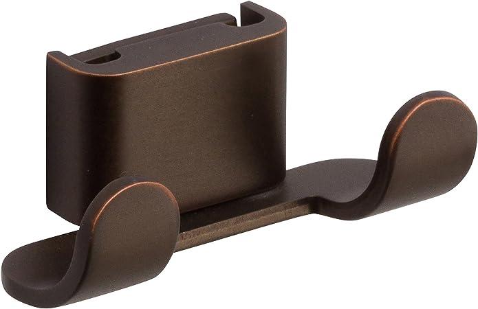 Bronze Free Shipp InterDesign Classico Plastic Suction Hook//Razor Holder New