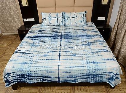 b75de220ec52 Image Unavailable. Image not available for. Color  Queen Size Tie Dye  Bedding Set