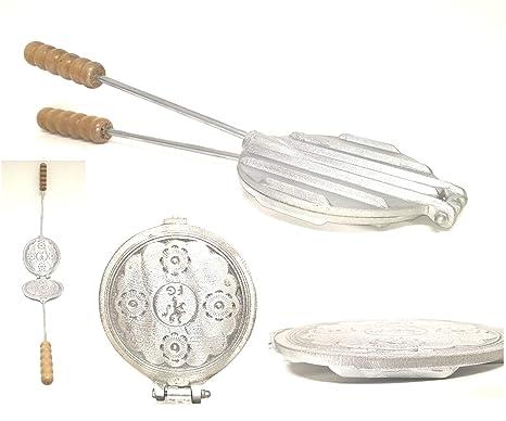 Accessori Per Pasticceria Fashion Style Stampo Per Ferratelle Cucina: Stoviglie E Accessori