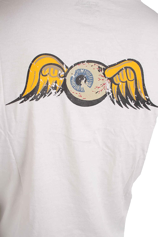 3XL Von Dutch camiseta hombre Camisa Manga Larga Blanco Talla L