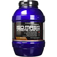 Ultimate Nutrition - Iso Mass Iced Coffee Extreme Gainer 4590Gr