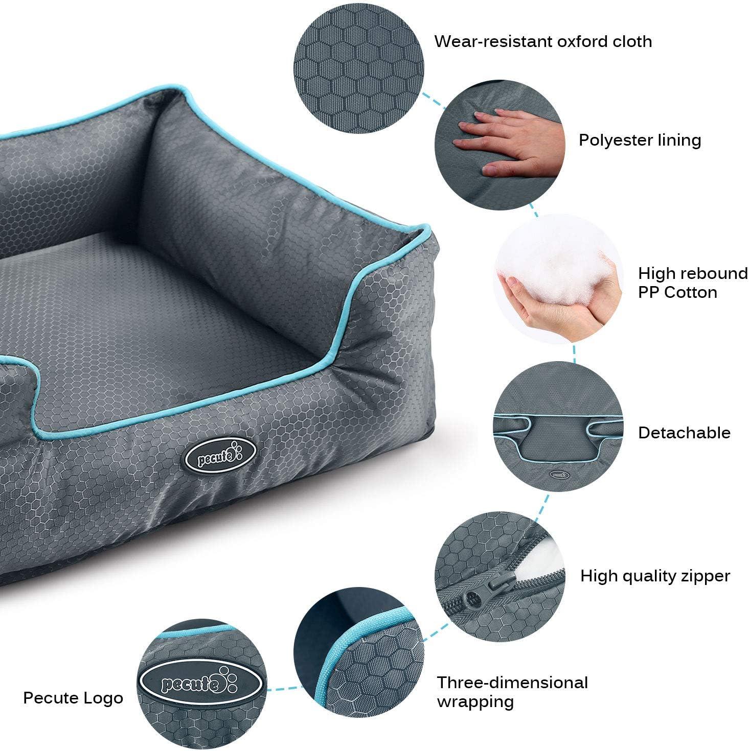cama impermeable perros