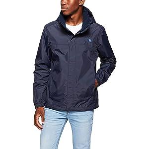 Amazon.com  The North Face Men s Venture 2 Jacket - Arrowwood Yellow ... 381d17d43108