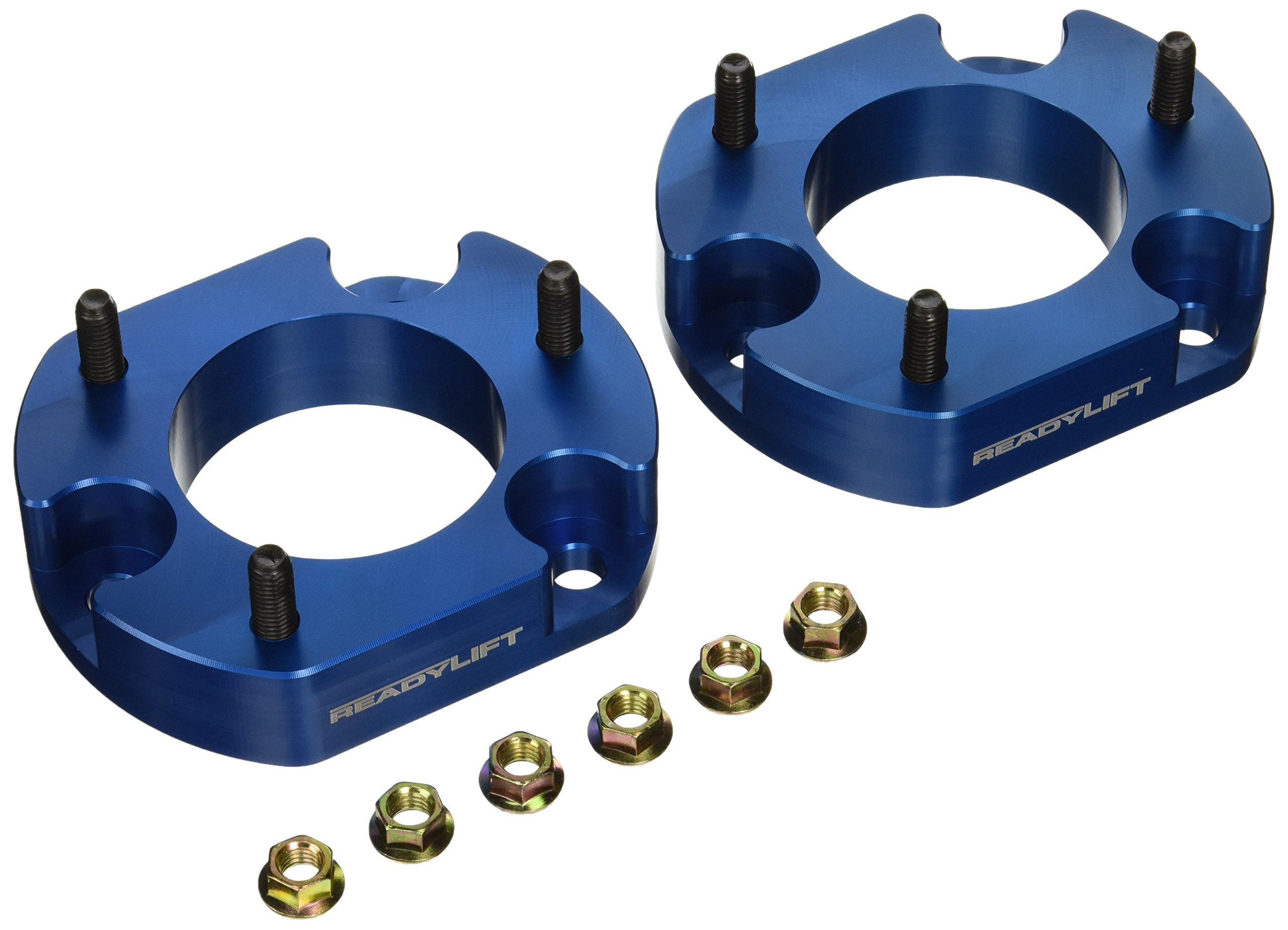 ReadyLift T6-2059B T6 Billet Blue 2.0'' Max Lift Leveling Kit for Ford F150