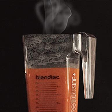 Blendtec Connoisseur 825 Batidora – WildSide + tarro (90 oz ...