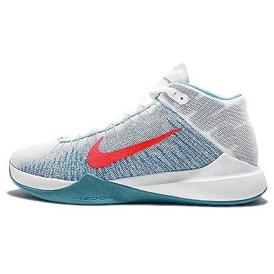 huge selection of 37991 3866e ... Nike Mens Zoom Ascension 9.5 WhiteOmega BluePhoto BlueBright Crimson ...