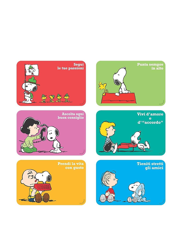 Brunch Time Untersetzer 6er Set Snoopy 46493 Weihnachten