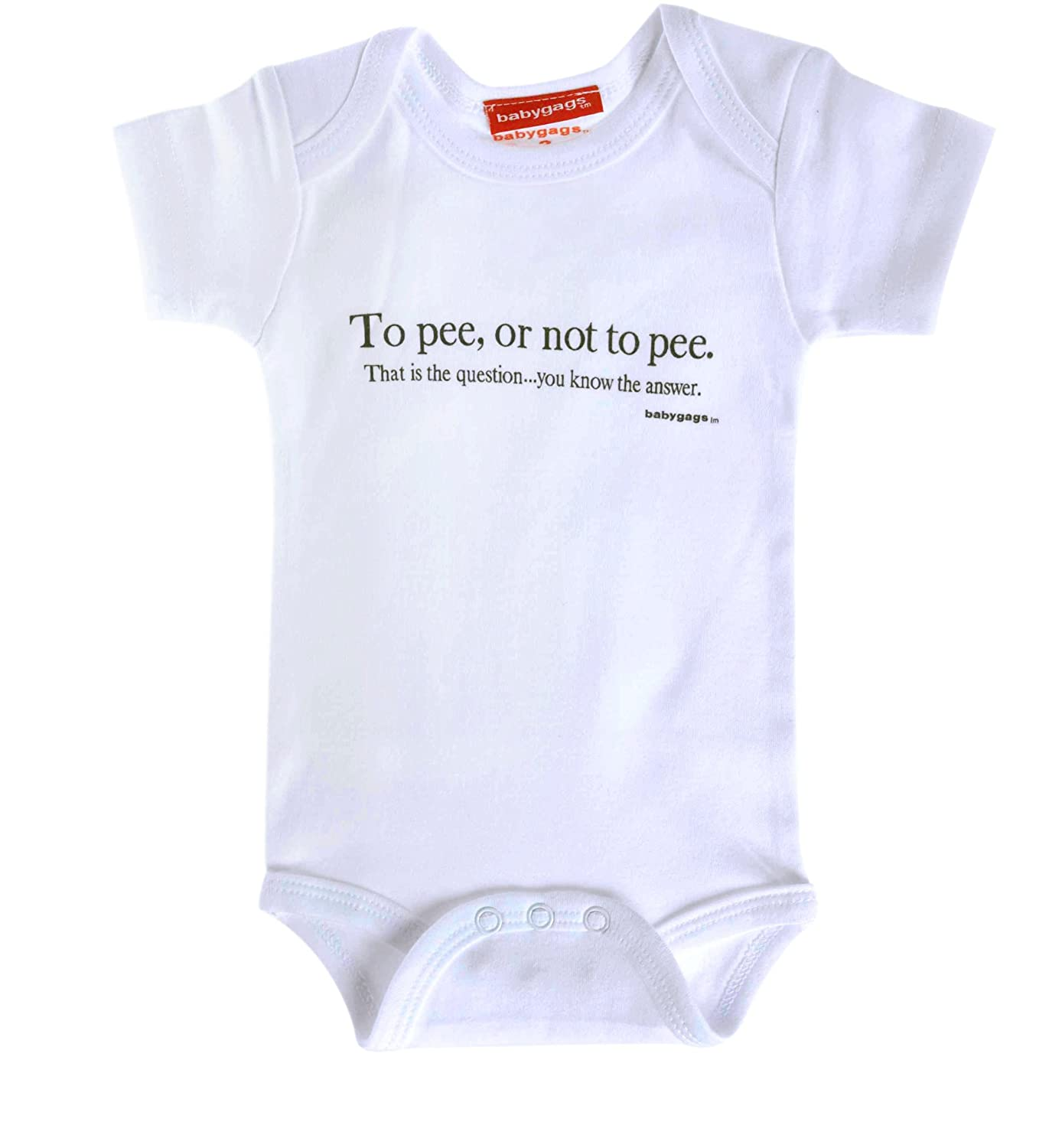 Amazon Babygags Bodysuit Infant And Toddler Bodysuits Clothing