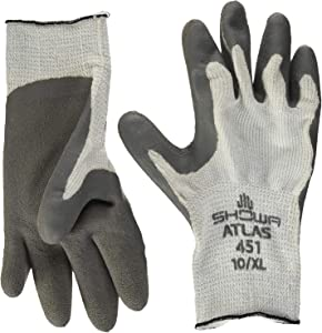 Atlas Glove C300IXL Extra Large Atlas Therma Fit Gloves