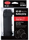 Hahnel HC-5D MK III Battery Grip for Canon EOS 5D MK3 Compatible with Li-Ion LP-E6 and AA Batteries