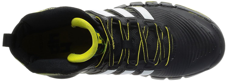 the best attitude de260 2f42b Adidas Mens D-Howard 4 Shoes blackyellow-UK 9 Amazon.co.uk Sports   Outdoors