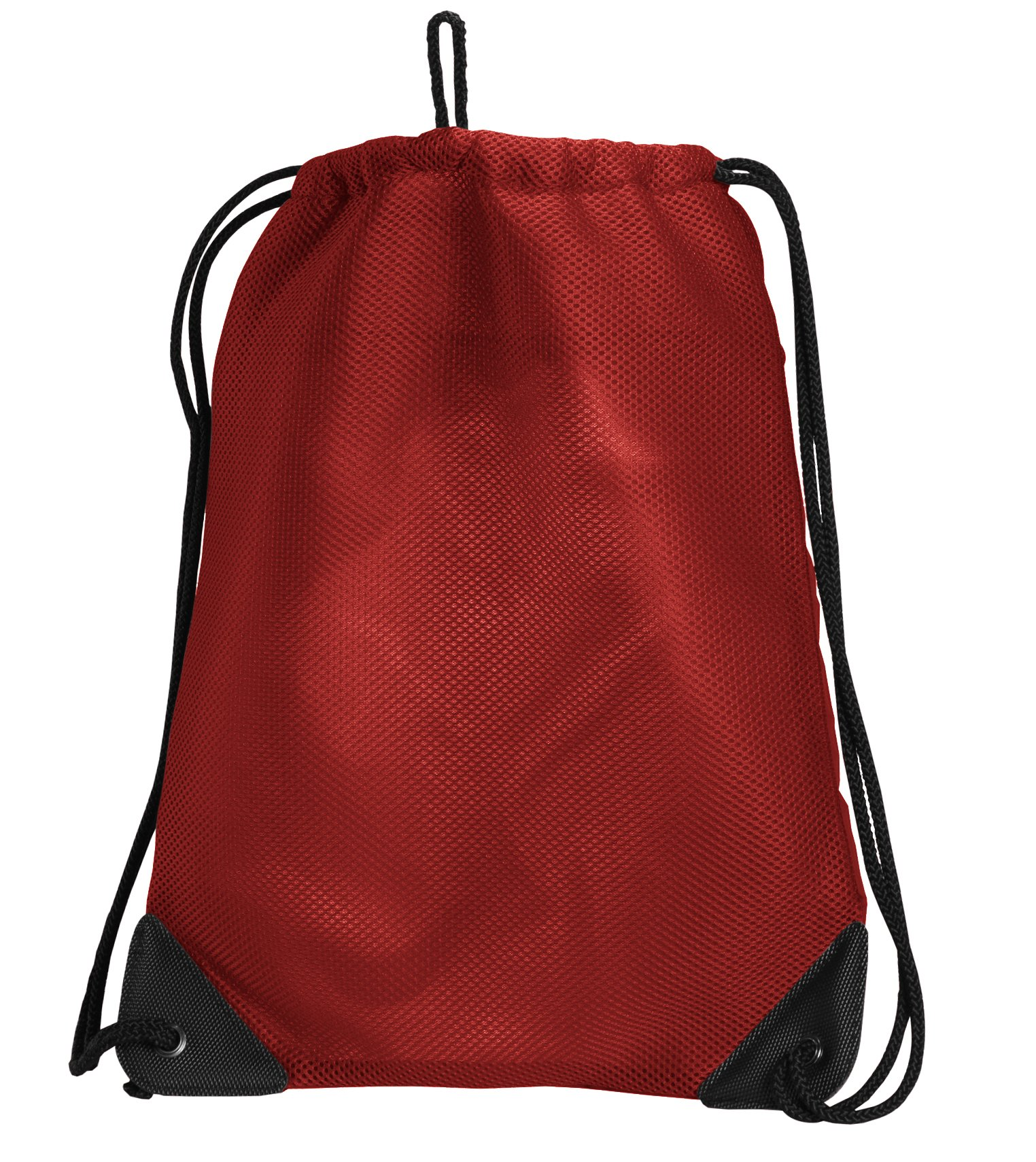 Broad Bay Alabama Drawstring Backpack Bag University of Alabama Cinch Pack - UNIQUE MESH & MICROFIBER by Broad Bay (Image #2)