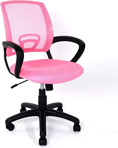 Wakrays Adjustable Lift Swivel Mesh Executive Office Computer Desk Chair