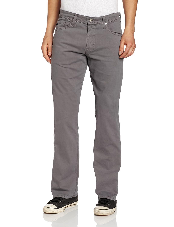 ef5d8553 Amazon.com: AG Adriano Goldschmied Men's The Protégé Straight Leg 'SUD'  Pant, Stone Grey , 29x34: Clothing