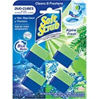 Deals on 4-Count Soft Scrub in-Tank Toilet Cleaner Duo-Cubes