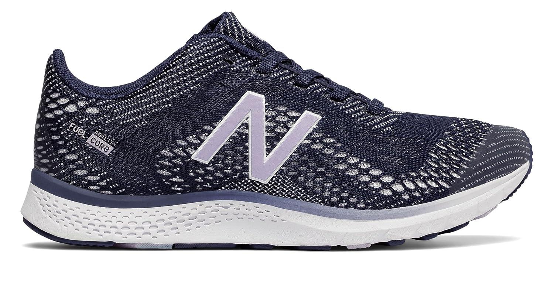 (ニューバランス) New Balance 靴シューズ レディーストレーニング FuelCore Agility v2 Pigment with Thistle ピグメント US 10 (27cm)   B079KLW6VW
