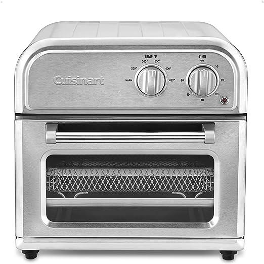 Amazon Com Cuisinart Afr 25 Airfryer Silver Kitchen Dining