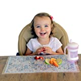 Super Sticky Disposable Placemats - 60 Count - for