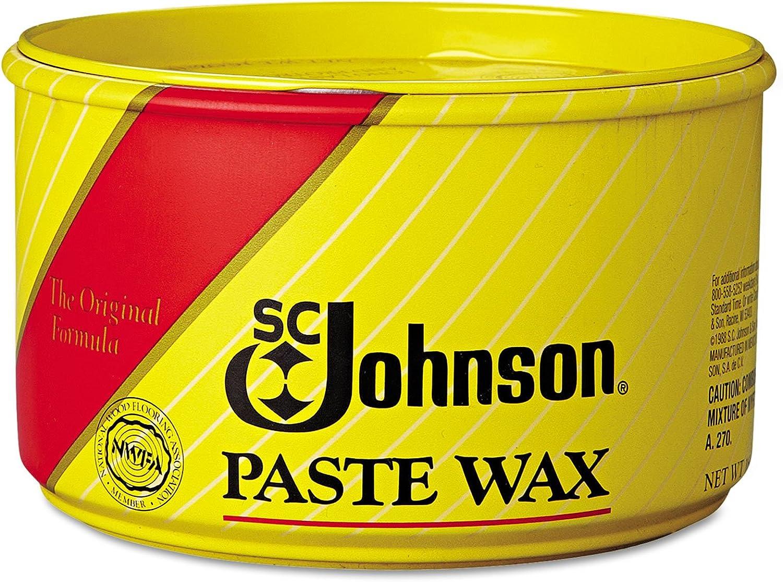 Amazon Com Sc Johnson Cb002038 Paste Wax Multi Purpose Floor Protector 16oz Tub 6 Carton Shoes