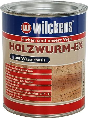 Wilckens Holzwurm Ex Farblos 750 Ml 16011100050 Amazon De Baumarkt