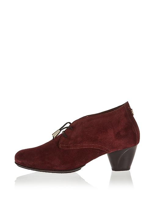Think Lunah 0-80157 Damen Stiefeletten (38, Rot (chianti/kombi 38)):  Amazon.de: Schuhe & Handtaschen