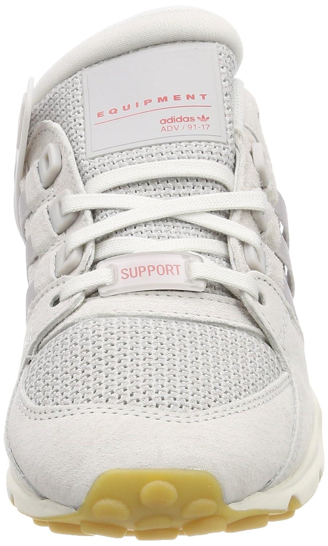 hot sale online b561f 67343 Adidas EQT Support RF W, Zapatillas de Gimnasia para Mujer, Negro (Core  Black