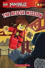 LEGO Ninjago: The Rescue Mission (Reader #11) Kindle Edition