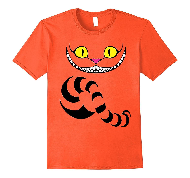 Big Grin Wicked Cat T-Shirt - Best Halloween Costume Idea-T-Shirt