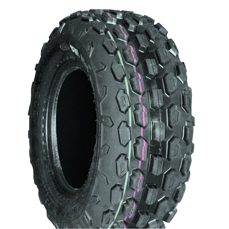 Duro HF277 Trasher Tire - Front/Rear - 22x8x10 , Tire Size: 22x8x10, Rim Size: 10, Position: Front/Rear, Tire Ply: 2, Tire Type: ATV/UTV, Tire Application: All-Terrain 31-27710-228A