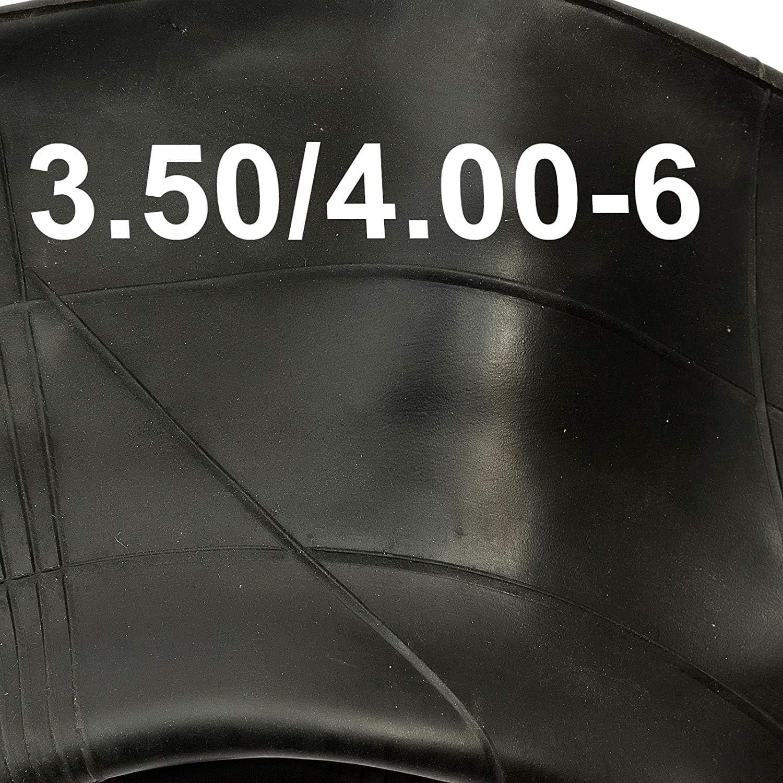 6 Inch Wheel Inner Tube 3.50//4.00-6 350//400-6 Bent Valve Mobility Scooter Tyre