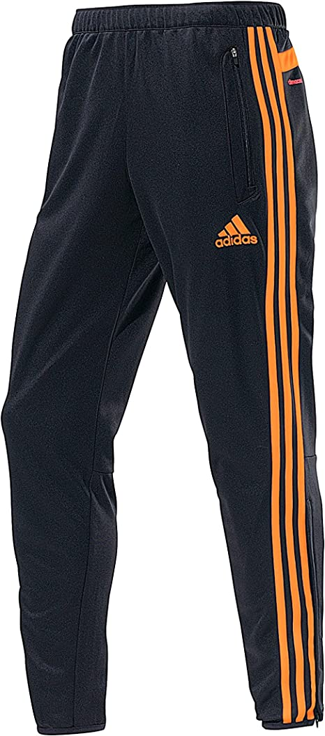 pantaloni adidas uomo arancione
