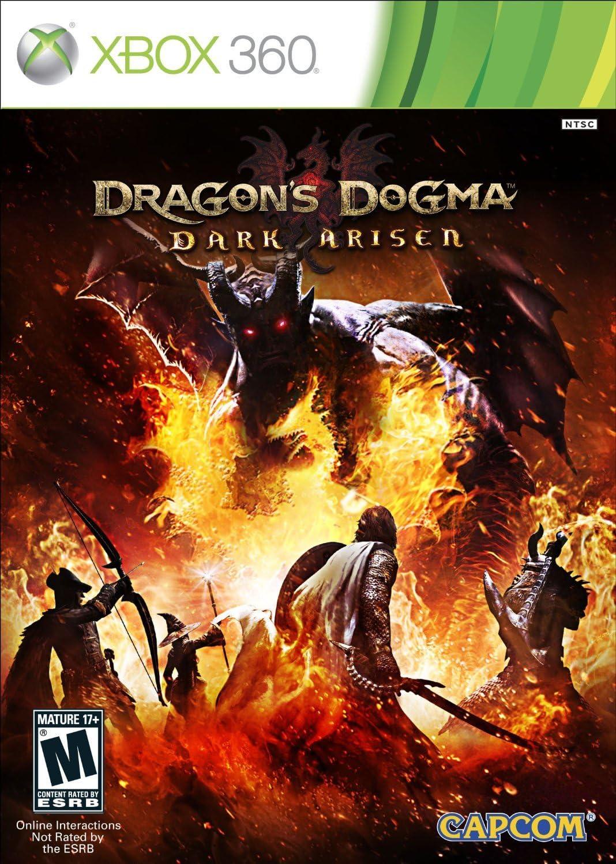 Amazon com: Dragon's Dogma: Dark Arisen - Xbox 360: Video Games