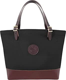product image for Duluth Pack Market Deluxe Tote (Black)