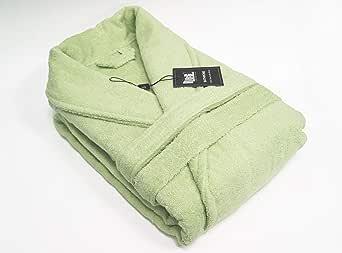 Rest Bathrobe- Cotton- Green