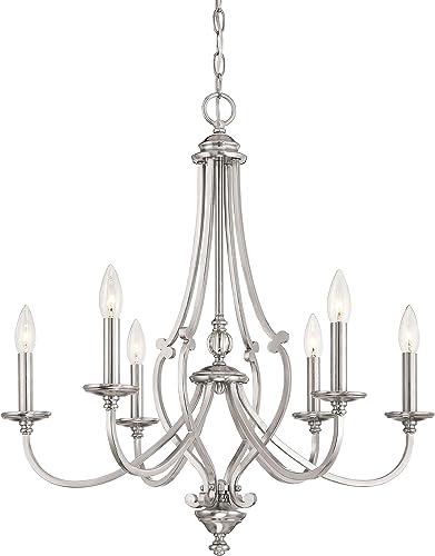 Minka Lavery Chandelier Lighting 3336-84 Savannah Row