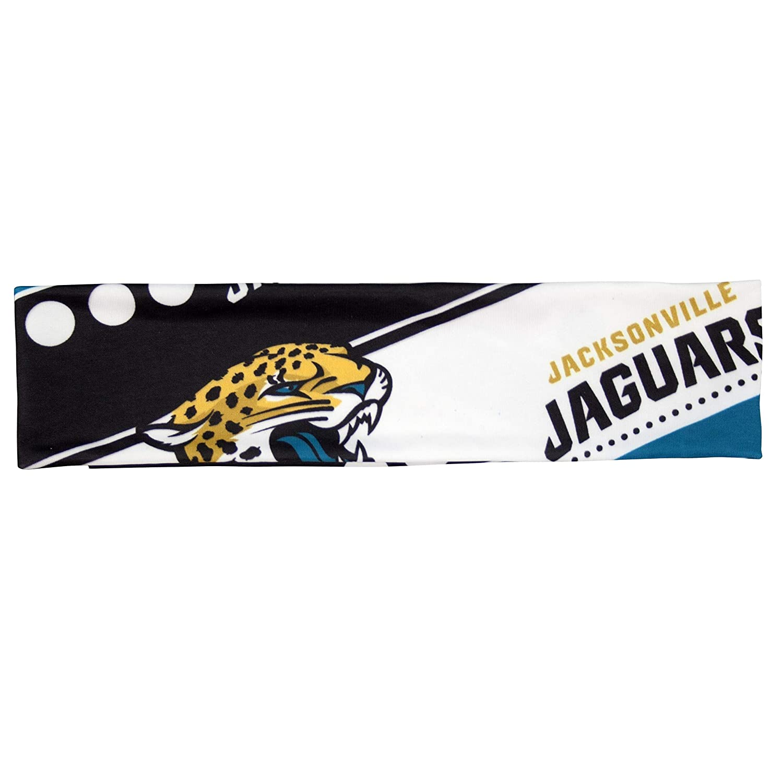 NFL Jacksonville Jaguars Stretch Headband