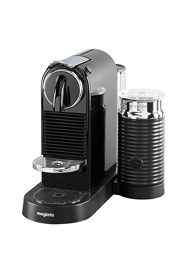 Nespresso Citiz and Milk Coffee Machine, Black by Magimix: Amazon ...