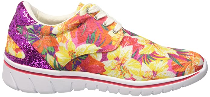 5495230, Chaussures Basses Femme, Multicolore (Multicolore), 38 EUNorth Star