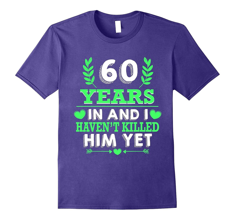 60th Wedding Anniversary Gifts For Women. Couple Shirt.-Art