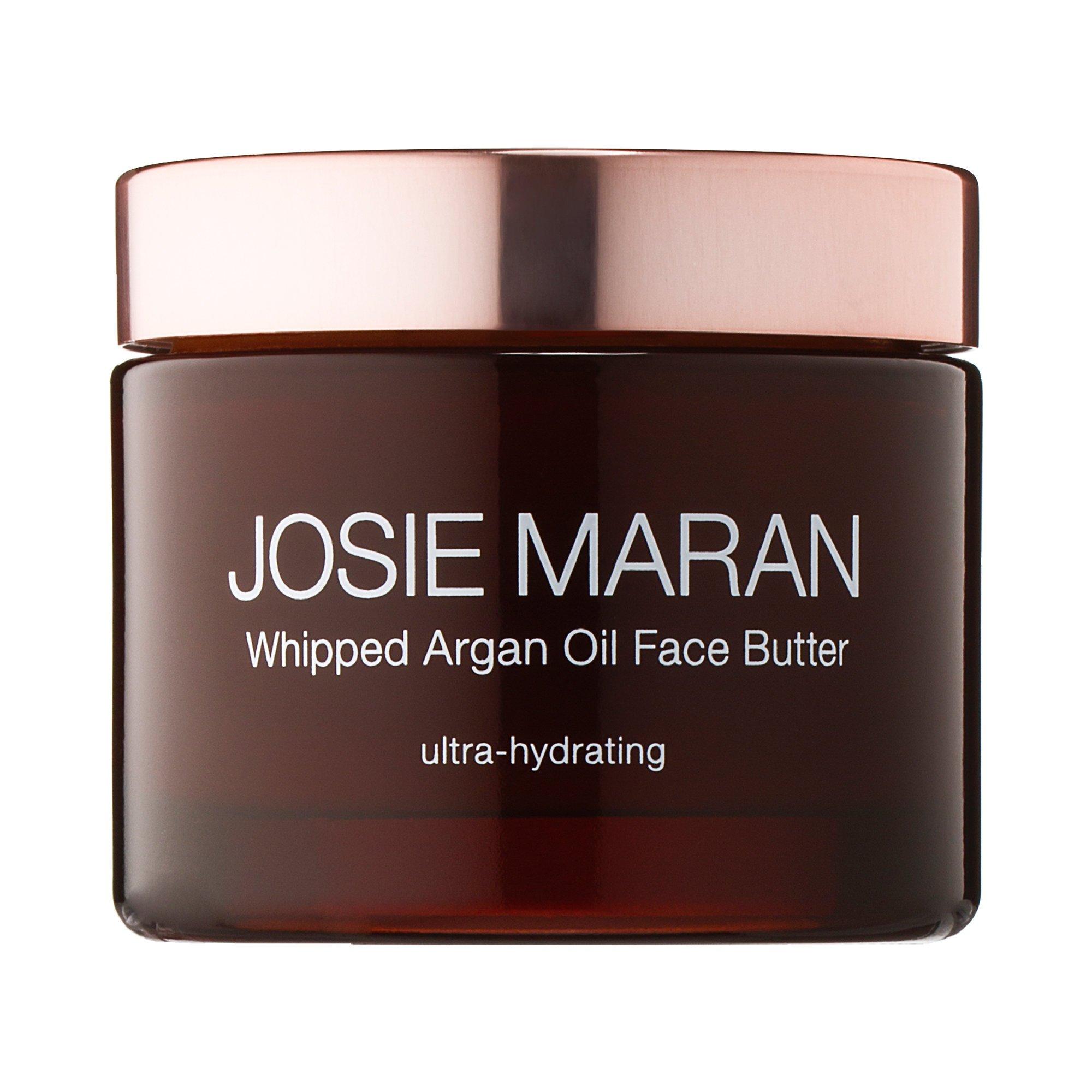 Josie Maran Whipped Argan Oil Face Butter (Full (1.7 fl. oz/50 mL), Unscented)