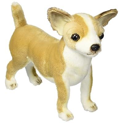 Hansa Peluche Chihuahua 24cmH/25cmL