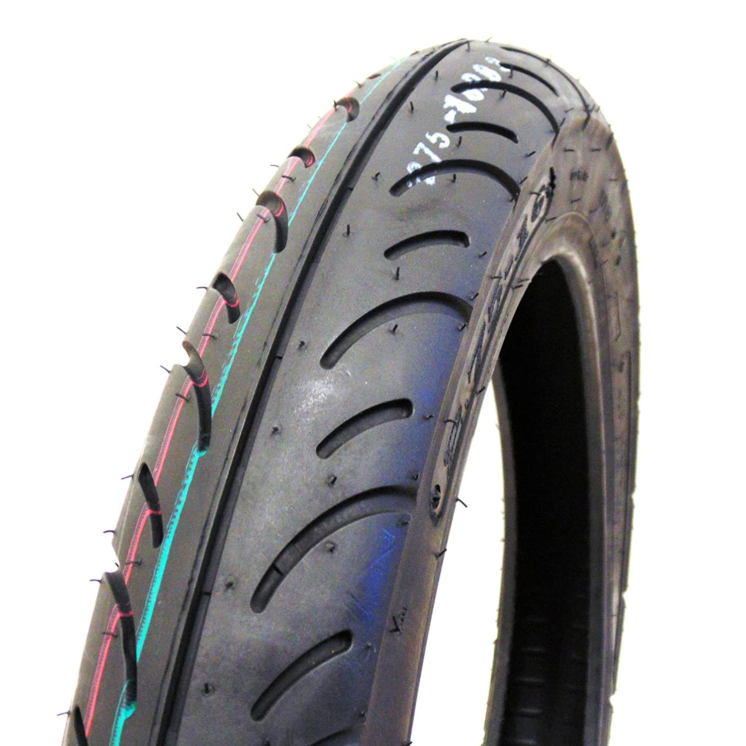 Tire 2.75-16 Front//Rear Motorcycle M//C Performance Street Tread P83