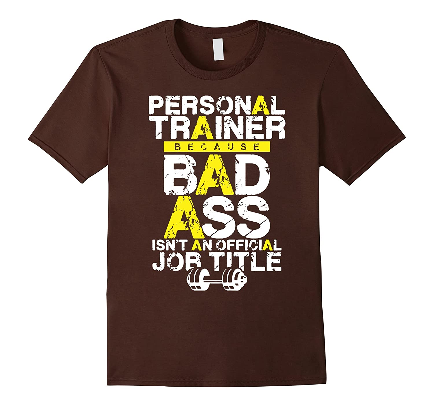 Personal Trainer T shirt - Personal Trainer Shirt-TJ