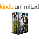 Trail Of Hearts Boxset: Oregon Trail Romance books 1-3