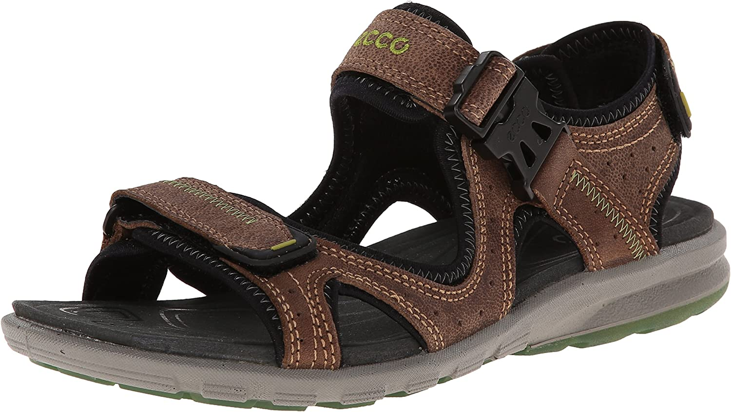 ECCO Cruise, Men's Athletic & Outdoor Sandals, Braun