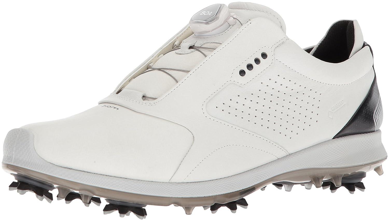 [エコー] ゴルフシューズ ECCO BIOM G 2 BOA B074CV645Q 24.5 cm ホワイト/ブラック