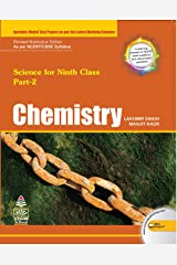 Science for Ninth Class Part2 Chemistry   (Examination 2019-2020) Paperback